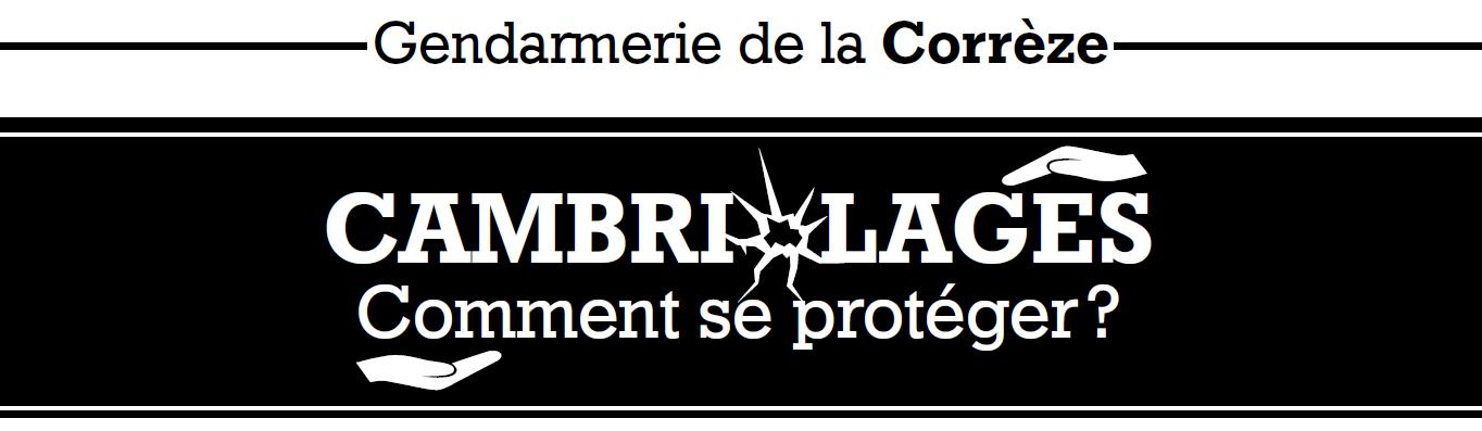Read more about the article Lutter contre les cambriolages en Corrèze